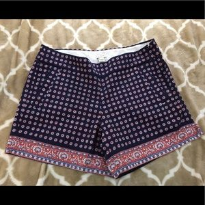 "NWOT J.Crew 5"" shorts"